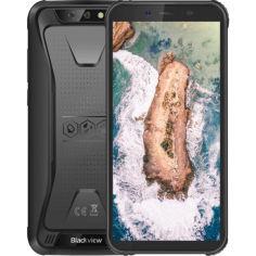 Акция на Blackview BV5500 Pro 3/16GB Black от Allo UA