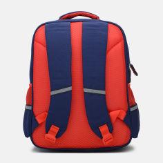 Акция на Рюкзак Laras Fashion school C10dr12-blue-red Cиний (C10dr12-blue-red) от Rozetka