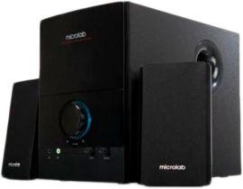 Акция на Акустична система Microlab M-500 2.1 Black от Територія твоєї техніки
