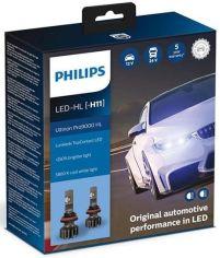 Акция на PHILIPS H11 Ultinon Pro9000 + 250%, 2 шт / комплект (11362U90CWX2) от Repka