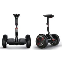 Акция на Гироскутер Smart Balance Minirobot Pro Черный от Allo UA