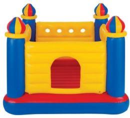 Акция на Детский надувной батут Intex 48259 от Y.UA