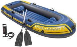 Акция на Надувная лодка Intex Challenger-3 Set (68370) от Y.UA