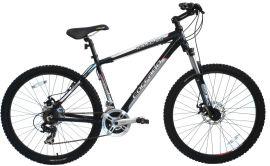 """Акция на Велосипед CORRADO Kanio 3.0 26"""" 17.5"""" 2019 Черно-серебристый (0305-Ч-17) от Rozetka"""