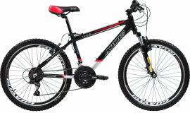 """Акция на Велосипед Ardis Silver bike 500 24"""" 14"""" 2021 Черно-красный (0189-К) от Rozetka"""