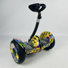 Акция на Гироскутер Smart Balance Minirobot Хип - хоп от Allo UA