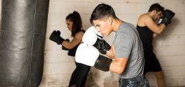 Акция на До 3 месяцев занятий боксом для взрослых и детей от Pokupon