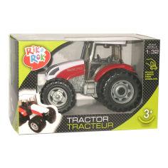 Акция на Трактор от One Two Fun Tractor красный от Auchan
