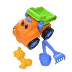 Акция на Песочный набор Simba Грузчик, оранжевый от Auchan
