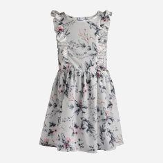 Акция на Платье Garden Baby 45089-67 110 см Серые листья (4824508967414) от Rozetka