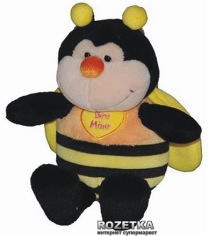 Акция на Пчела сидячая 17 см Aurora (5A075A) от Rozetka
