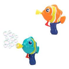 Акция на Набор Bubble Fun Рыбка 60 мл (в ассорт) DHOBB10125 ТМ: Bubble Fun от Antoshka