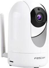 Акция на Внутренняя IP-камера Foscam R4 White (000000393) от Rozetka