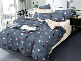 Акция на Комплект постельного белья MirSon Бязь Premium 17-0479 Sunset Полуторный (2200003436457) от Rozetka