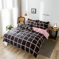 Акция на Комплект постельного белья MirSon Бязь Premium 17-0485 Demure Полуторный (2200003451757) от Rozetka