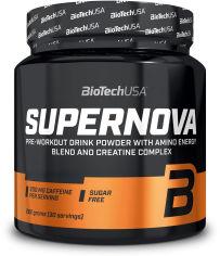 Акция на Предтренировочный комплекс BioTech Super Nova 282 г Персик (5999076225286) от Rozetka