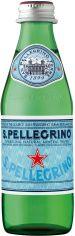 Акция на Упаковка минеральной газированной воды S.Pellegrino 0.25 л х 6 бутылок 8002270021060_8002270000300) от Rozetka