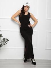 Акция на Платье ISSA PLUS 12611 S Черное (issa2001969394856) от Rozetka