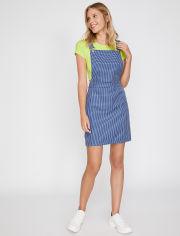 Акция на Платье Koton 0KAL88529IW-07W 34 Marine Check (8682261269086) от Rozetka