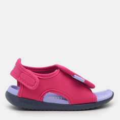 Акция на Сандалии детские Nike Sunray Adjust 5 V2 (Td) DB9566-600 25 (9C) 15 см (194953063219) от Rozetka