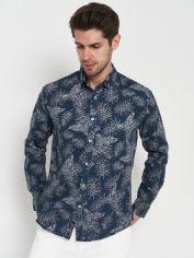 Акция на Рубашка Remix L268 L Синяя (rm2200000010704) от Rozetka
