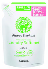 Акция на Наполнитель ополаскивателя для белья Happy Elephant 450 мл (4973512260650) от Rozetka
