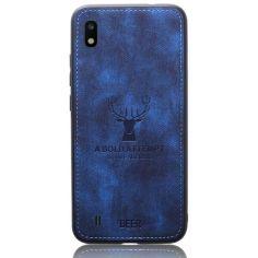Акция на Чехол Deer Case для Samsung Galaxy A10 Blue от Allo UA