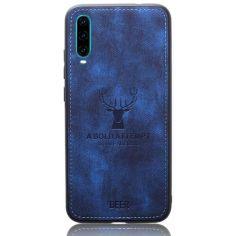 Акция на Чехол Deer Case для Huawei P30 Blue от Allo UA