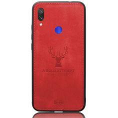 Акция на Чехол Deer Case для Xiaomi Redmi Note 7 Red от Allo UA