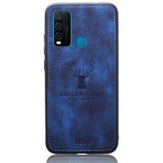Акция на Чехол Deer Case для Vivo Y30 Blue от Allo UA