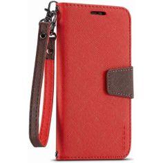 Акция на Чехол-книжка Muxma для Huawei P40 Lite E Red от Allo UA