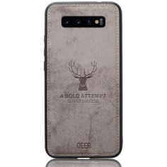 Акция на Чехол Deer Case для Samsung Galaxy S10 Plus Grey от Allo UA
