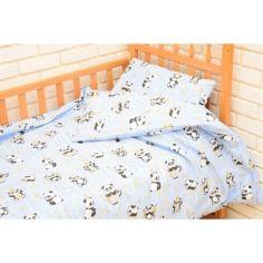 Акция на Детское постельное бельё в кроватку Nostra Бязь Rainforce (2930910081418) от Allo UA