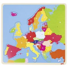 Акция на Пазл goki Европа (57509G) от MOYO