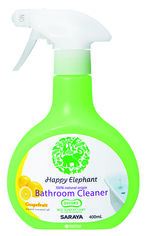 Акция на Моющее средство для ванной комнаты Happy Elephant Грейпфрут 400 мл (4973512260520) от Rozetka