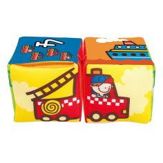 Акция на Кубики музыкальные K`s Kids Транспорт KA10756-GB ТМ: K's Kids от Antoshka
