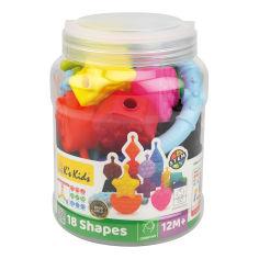 Акция на Игровой набор K`s Kids Цветные формы KA10800-GB ТМ: K's Kids от Antoshka