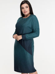 Платье All Posa Арабелла 1408-1 50 Зеленое от Rozetka