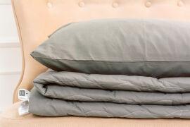 Акция на Летний спальный набор 2627 Eco-Soft16-5803Geronimo одеяло и наволочки MirSon 220х240 см от Podushka