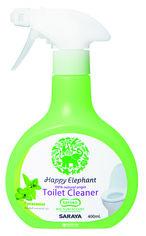 Акция на Моющее средство для туалетной комнаты Happy Elephant Мята 400 мл (4973512260544) от Rozetka