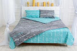 Акция на Детское антиаллергенное летнее одеяло Thinsulate 2329 Tulio MirSon 110х140 см от Podushka