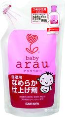Акция на Кондиционер для стирки детской одежды Arau Baby запасной блок 400 мл (4973512257940) от Rozetka