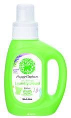 Акция на Жидкость для стирки одежды Happy Elephant 800 мл (4973512260322) от Rozetka
