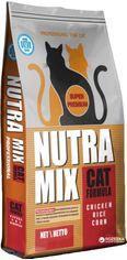 Акция на Сухой корм для взрослых кошек всех пород Nutra Mix Professional 22.7 кг (4820125430591) от Rozetka