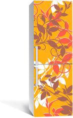 Акция на Виниловая 3D наклейка на холодильник Zatarga Осенняя лирика 650х2000 мм (Z182861re) от Rozetka
