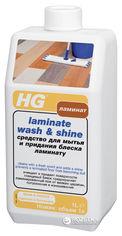 Акция на Средство для мытья и придания блеска ламинату HG 1 л (8711577079178) от Rozetka