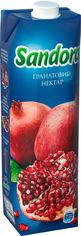 Упаковка нектара Sandora Гранатовый 0.95 л х 10 шт (4823063113007) от Rozetka