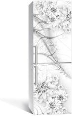 Акция на Виниловая 3D наклейка на холодильник Zatarga Напоминание о весне 650х2000 мм (Z182850re) от Rozetka