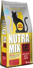 Акция на Сухой корм для взрослых кошек всех пород Nutra Mix Maintenance 9.07 кг (4820125430577) от Rozetka