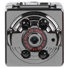 Акция на Мини камера OMG SQ8 самая маленькая видеокамера с датчиком движения и ночным видением от Allo UA